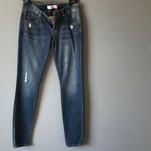 Spring 2016 Cabi Destructed Skinny Jean